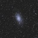Triangulum galaxy,                                Ramu115