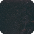 Star field between Cassiopeia and Andromeda,                                C.A.L. - Astroburgos