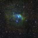 NGC 7635,                                Zhang_Yixing