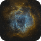 Rosette Nebula,                                Rogerio Alonso