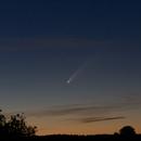 C/2020 F3 (NEOWISE),                                John Hosen