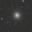 M13 - Hercules Globular Cluster,                                Sean van Drogen