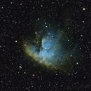 NGC 281,                                Jack Mogren