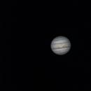 My first Jupiter with Celestron C5,                                EnriMarch