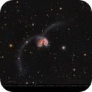 Antennae Galaxies,                                Michael Feigenbaum