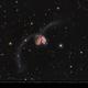 Antennae Galaxies,                                Michael Feigenbaum