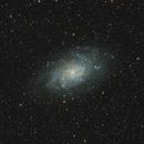 Messier 33 - Triangulum Galaxy,                                Andre Brossel