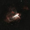 M17 Omega Nebula 24-07-2021,                                Wagner