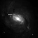 M 77 Supernova, 12/06/2018,                                w4sm