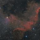 Cygnus NGC7000,                                Maciek Jarmoc