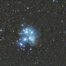 M45 - Plejaden,                                Gendra