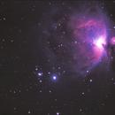 Orion Dagger of Light,                                Caspian Ray