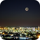 Slender Crescent Moon from Araxá, Brazil,                                Odilon Simões Corrêa