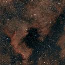 North America le 27 juin 2015 (NGC 7000),                                Laurent3112
