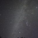 Wide field Orion,                                rg55