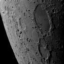 Phocylides, Nasmyth, Wargentin & Schickard craterēs,                                Jean-Marie MESSINA