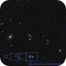 Markarians Chain - with Quasar RMB 98,                                Torben van Hees