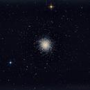 Messier 13,                                Jannick Petersson