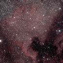 NGC 7000 - The North American Nebula,                                ryan92626