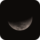 Moon at 38% with new ASI294MM Pro,                                KiwiAstro