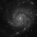 The Pinwheel Galaxy,                                dnault42