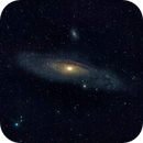 Andromeda Galaxy M31,                                Torben