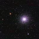 M13 Hercules Cluster,                                Jeff Kraehnke
