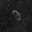 NGC6888 Crescent Nebula,                                Xavier V