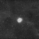 Cocoon Nebula - Ha - QHY600 - Esprit 150,                                Eric Walden