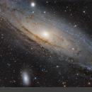 M31 - Andromeda,                                pirx13