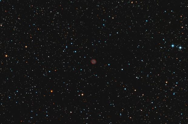Abell 18 Planetary Nebula,                                Jerry Macon