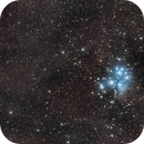 The Pleiades and Friends (Widefield),                                Tommy Lease