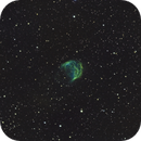 Medusa nebula narrowband,                                John Willis