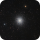 M13 - 1st test in full auto with maxpilot under moon,                                Le Mouellic Guill...