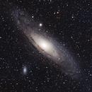 M31 Andromeda Galaxy,                                Eric Stewart
