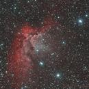 NGC7380 - Natural Wizard Nebula ,                                Matt Jenkins