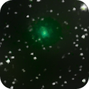 Comet ATLAS C/2019 Y4 (2020-04-04) near by NGC2366,                                AstroHannes68