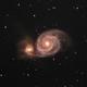Messier 51,                                Remco Kemperman