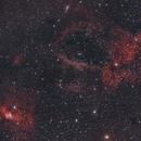 SH2-157+M52+Bubble NEB,                                Federico Bossi