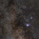 "M8 - 1"" second tripod exposures - Round II,                                Martin Palenik"