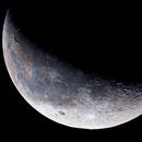 Crescent Mineral Moon,                                Björn Hoffmann
