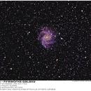 NGC 6946 - FIREWORKS GALAXY,                                Joe Gilker