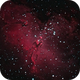 M16, the Eagle Nebula,                                Jan Schneidler
