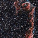 Veil Nebula,                                oharaso