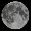 Super Full Moon 2021,                                David Cheng
