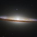 Sombrero Galaxy - Hubble Space Telescope :-),                                Daniel Nobre