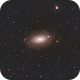 Sunflower Galaxy,                                Tertsi