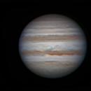 Jupiter ,                                Frédéric Mahé