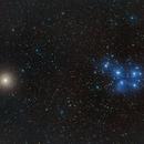 Mars - Pleiades Conjunction,                                Wheeljack