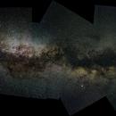 Milkyway mosaic FINAL preview,                                Armin Lukas